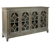 Hekman Console Arched Doors - CHK3652