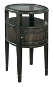 Hekman Oval Storage Table - CHK3655