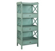Hekman Three Drawer Etagere - CHK3670