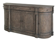 Hekman Curved End Buffet