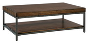 Hekman Planked Top Coffee Table