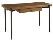 Hekman Desk With Forged Legs