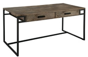 Hekman Two Drawer Writing Desk