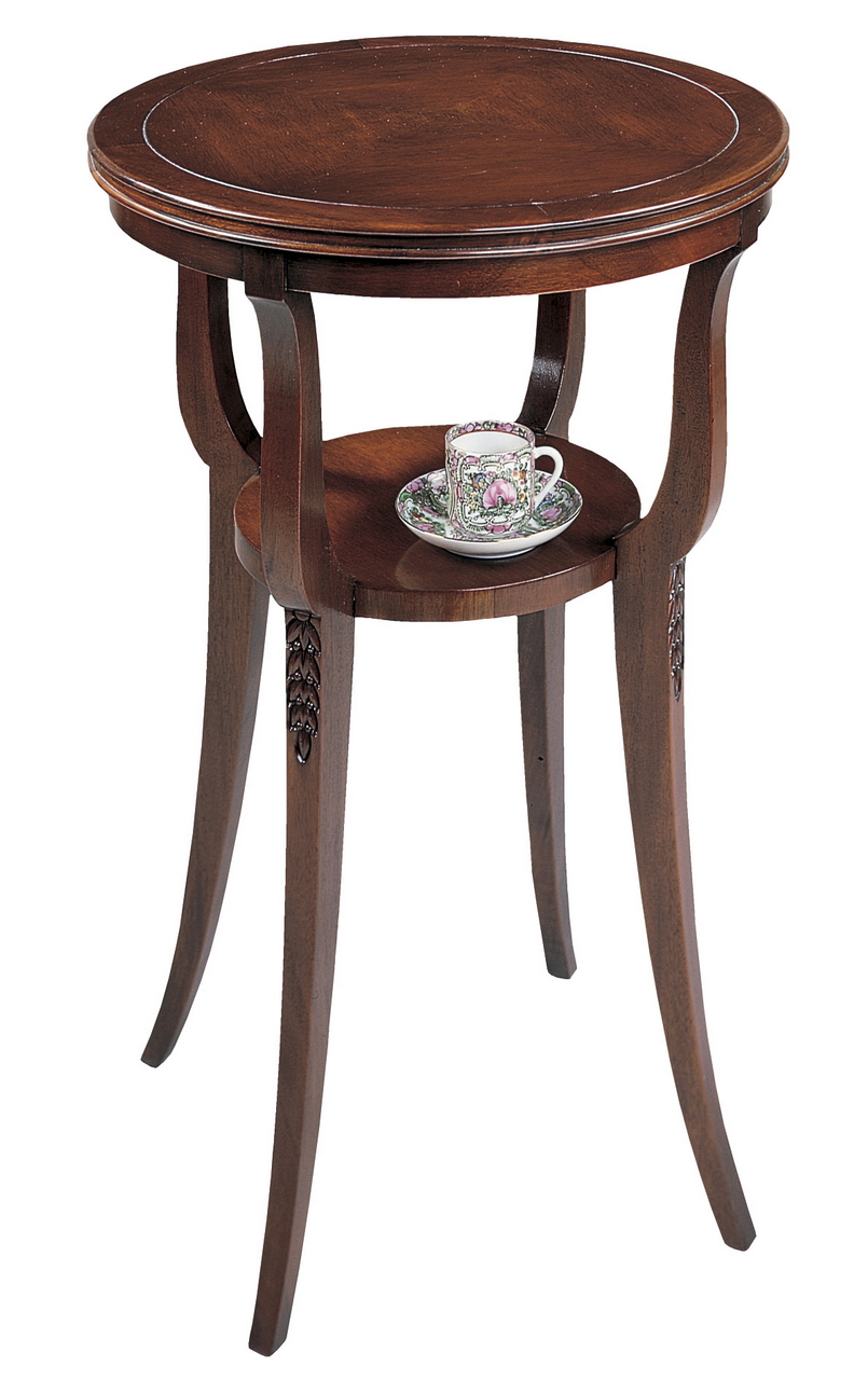 Clockway Hekman Round Accent Table Chk1515