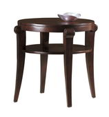 Hekman Metropolis Round End Table - CHK1887