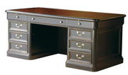 Hekman Louis Phillippe Executive Desk - CHK2202