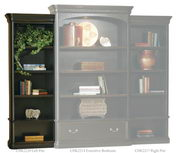 Hekman Louis Phillippe Executive Left Pier Bookcase - CHK2220