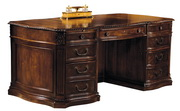 Hekman Old World Executive Desk - CHK2235