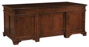 Hekman Weathered Cherry Executive Desk - CHK2361