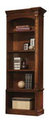 Hekman Weathered Cherry Right Pier Bookcase - CHK2376