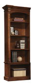 Hekman Weathered Cherry Left Pier Bookcase - CHK2379
