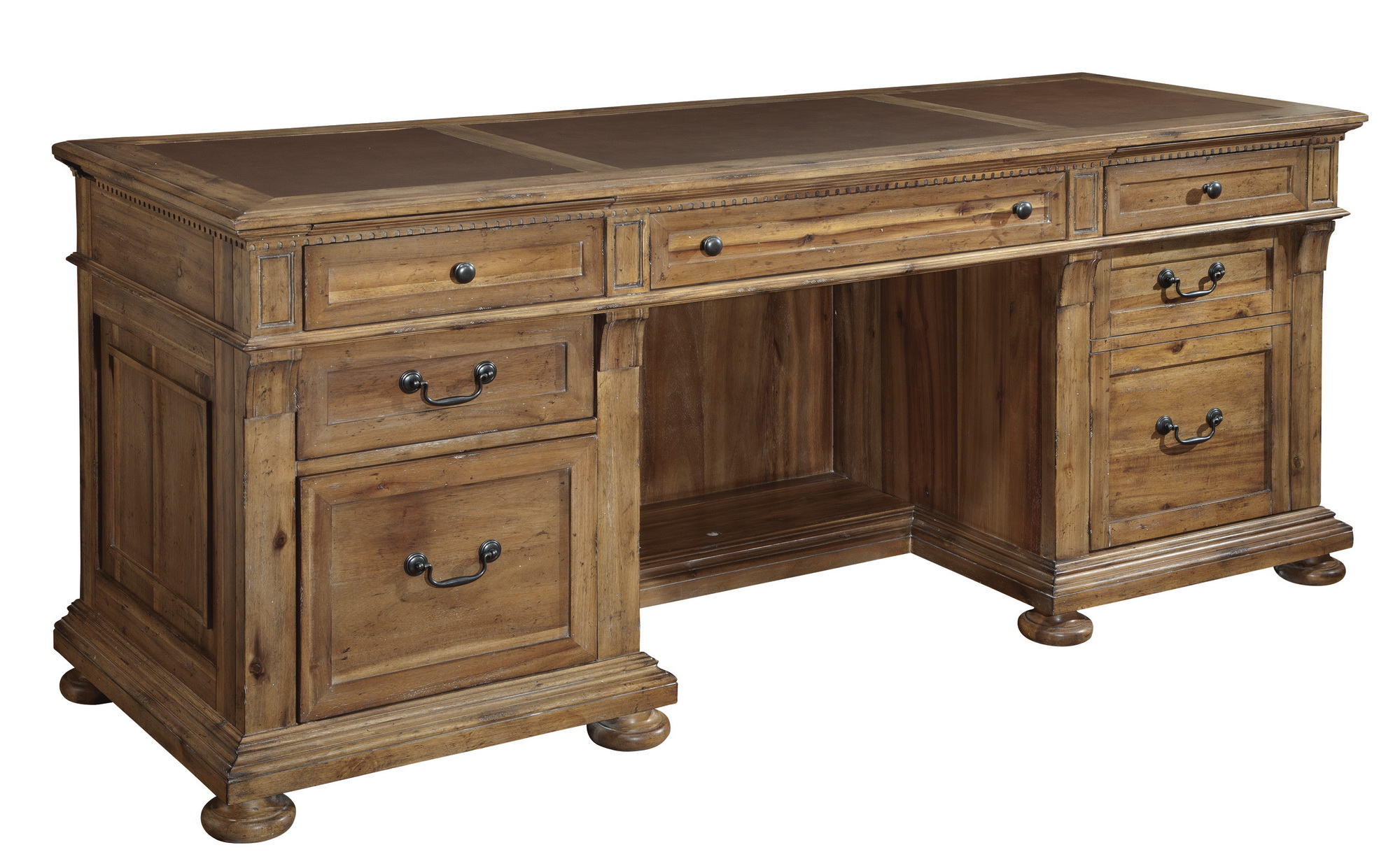 clockway hekman executive credenza chk3736