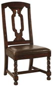 Hekman Havana Side Chair - CHK2487