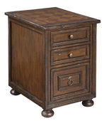 Hekman Havana Chairside Chest - CHK2532