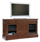Hekman 66in Entertainment Console - CHK2571