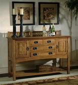 Hekman Arts & Crafts Sideboard - CHK2742
