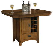Hekman Arts & Crafts Pub Table - CHK2745
