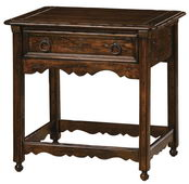 Hekman Rue de Bac End Table - CHK2772