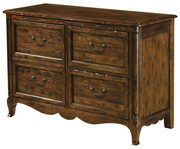Hekman Rue de Bac File Chest - CHK2859