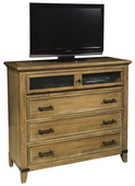 Hekman Media Chest - CHK3856