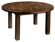 Hekman Round Dining Table - CHK3862