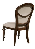 Hekman Oval Back Side Chair - CHK2985