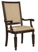 Hekman Uph Arm Chair - CHK3898