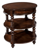 Hekman Round Lamp Table - CHK3943