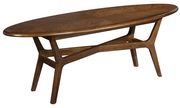 Hekman Surfboard Coffee Table - CHK4006