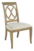 Hekman Ring Back Side Chair