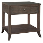 Hekman One Drawer Nite Stand