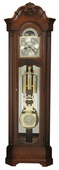 Howard Miller Celine Chiming Corner Grandfather Clock - CHM4322