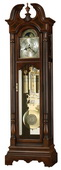 Howard Miller CHM4332 Refined Triple Chiming Grandfather Clock Cherry (Made in USA)