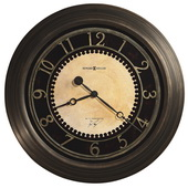 25.5in Howard Miller Deluxe Gallery Wall Clock  - CHM2210