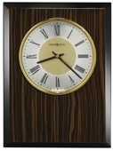 Howard Miller Deluxe Upscale Clock Plaque For Wall & Tabletop - CHM4126