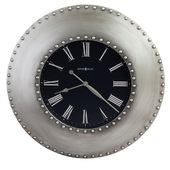 33in Bokaro Howard Mill Oversized Gallery Wall Clock - CHM4284