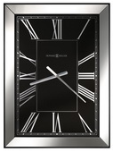 Howard Miller Deluxe Rectangular Wall Clock - CHM4288