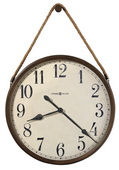 Howard Miller Deluxe 37in Oversized Wall Clock - CHM4346