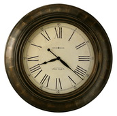 Howard Miller Deluxe 34in Oversized Gallery Wall Clock - CHM4352