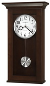 Howard Miller Deluxe Westminster Chiming Quartz Wall Clock - CHM4818