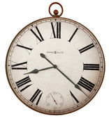 Howard Miller 32in Gallery Pocket Watch Wall Clock - CHM4928