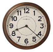 Howard Miller 22in Metal Wall Clock - CHM4940