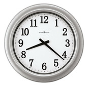 Howard Miller 18in Indoor/Outdoor Metal Wall Clock - CHM4972