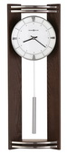 Howard Miller Contemporary Wall Clock in Black Coffee Finish - CHM4986