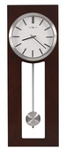 Howard Miller CHM5194 Espresso-finished Wall Clock