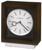 Howard Miller Espresso Finish Triple Chime Mantel Clock - CHM4148