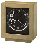 Howard Miller Deluxe Triple Chime Weathered & Driftwood Finish Mantel Clock - CHM4146