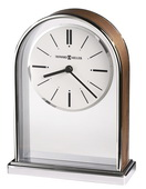 Howard Miller Metal Arch Tabletop & Desk Clock - CHM4162