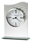 Howard Miller Patriotic Quartz Table Clock - CHM4366