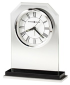 Howard Miller Glass Tabletop Clock - CHM4376